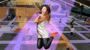 Rollerdisco war gestern: Beatz'nJUMP! im JUMP House Hamburg Stellingen