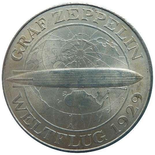 Zeppelin Medaille