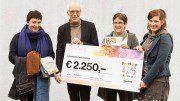 Deerberg Lillebro Spendenübergabe