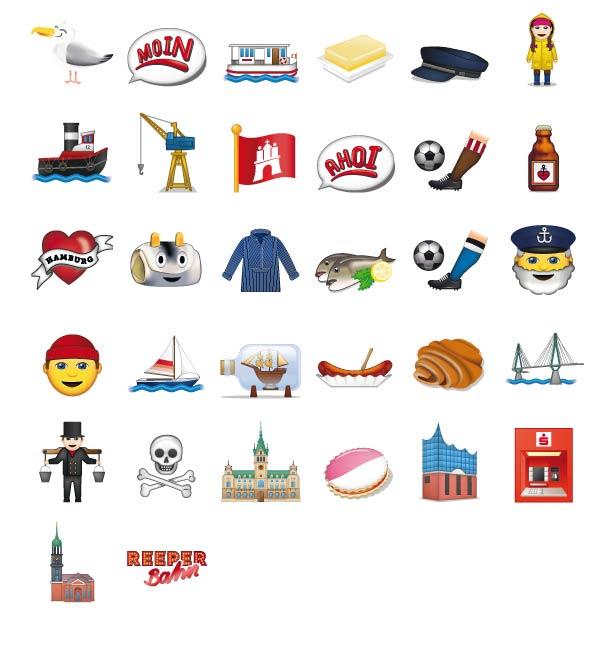 Haspa-Hamburg-Emojis