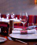 Im Restaurant des VALLUGA Hotels