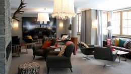 Alpine Style im VALLUGA Hotel St. Anton