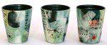 Keramikbecher von Marlies Adam-Hennecke