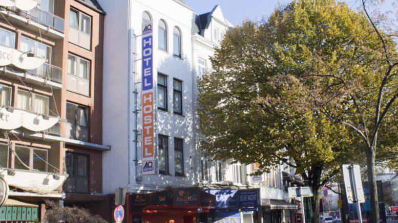 Hostel Hamburg Reeperbahn