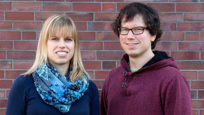 Annika Schulz und Torben Haase