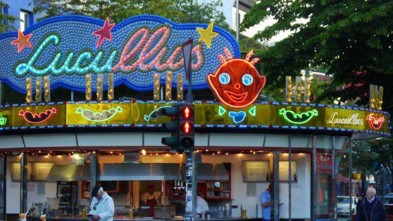 Imbiss auf St. Pauli