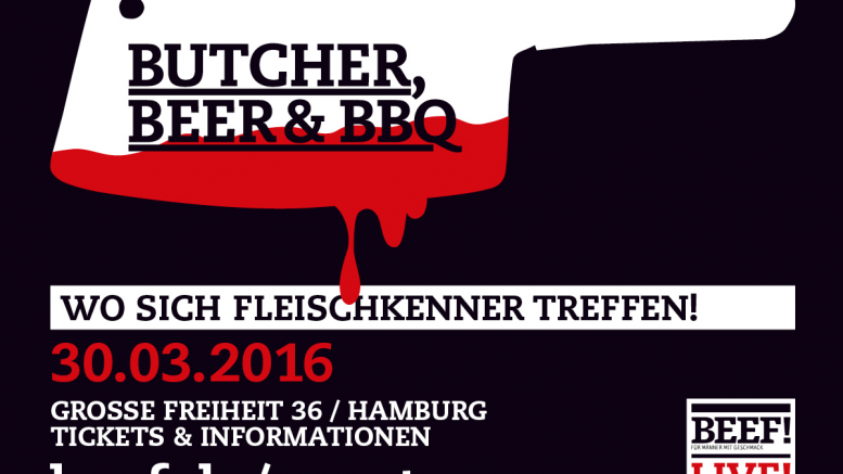 BEEF! Butcher, BEER & BBQ