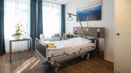 Neue Zimmer im Mammazentrum