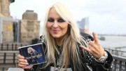 Doro im hard Rock Cafe Hamburg