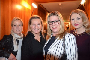 Gruppenbild beim Ladies Lunch