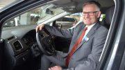 SEAT Verkaufsleiter Frank Steinsiek bei Auto Wichert
