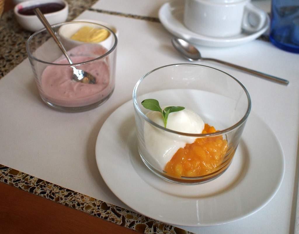 Joghurtschaum