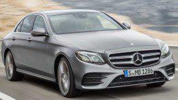 Die neue E-Klasse von Merceds-Benz