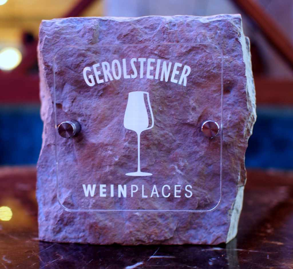 Gerolsteiner WinePlace