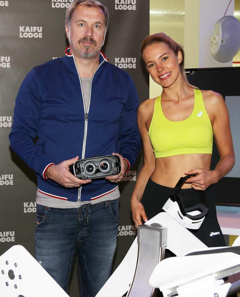 Svenja Holtmann und Sergej Barbarez