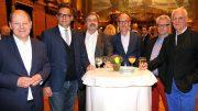 ADC Festival Hamburg 2016 Empfang Senatskanzlei