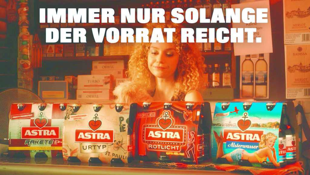 Astra Film Sixpack