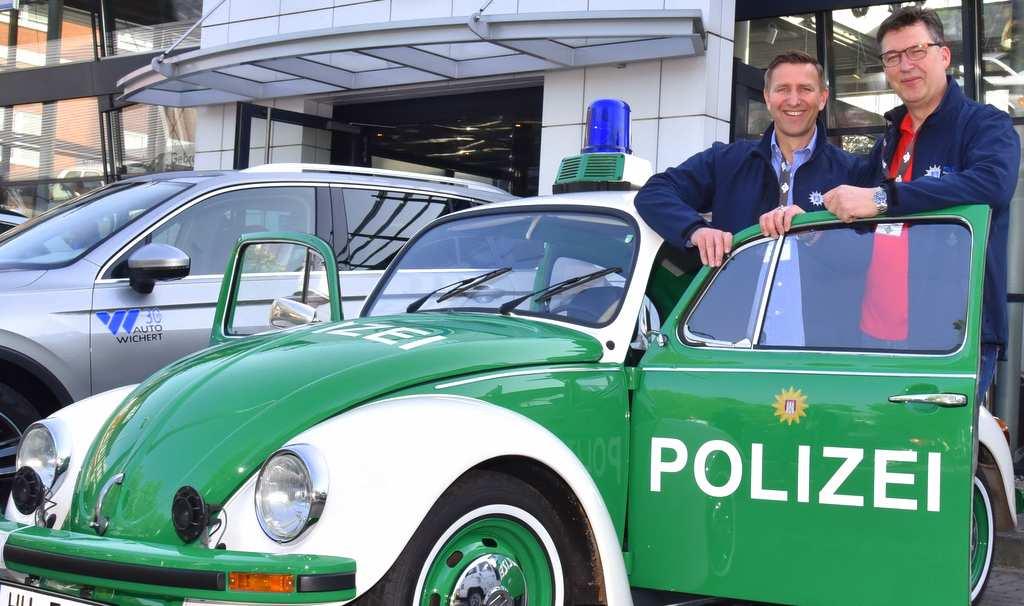 Der Polizeikäfer