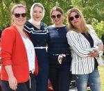 Vier Frauen bei der Auto Wichert Classic 2016