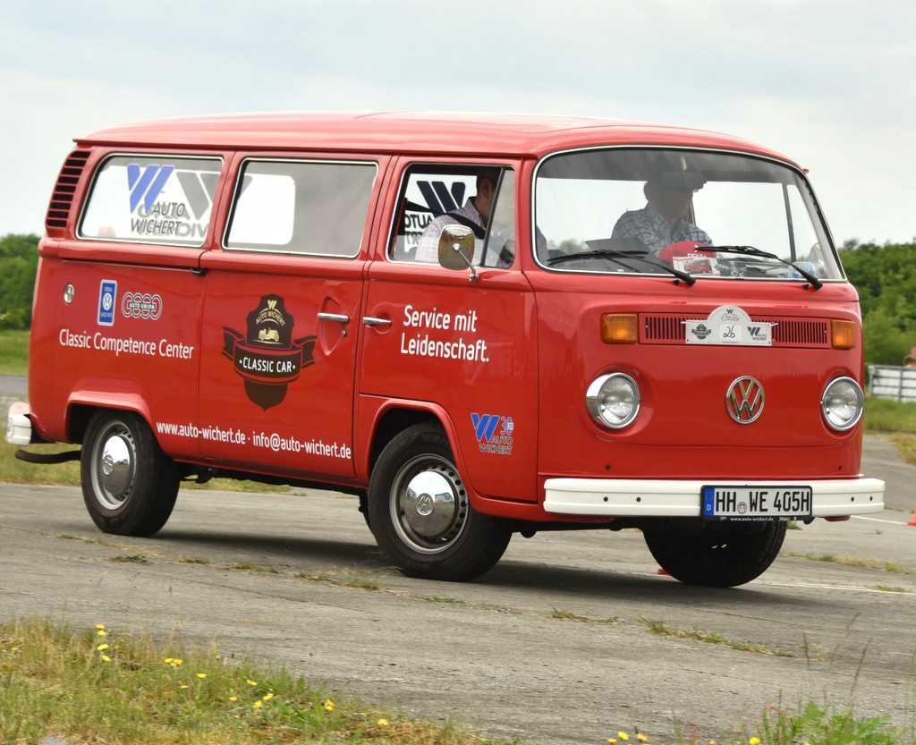 VW T2 von Wichert