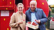 Janne Friederike Meyer und Enno Glantz