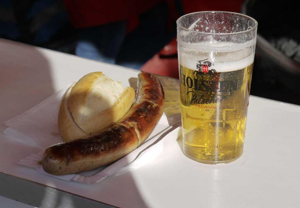 Sierichs Biergarten - ...