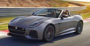 Jaguar F TYPE SVR Cabrio