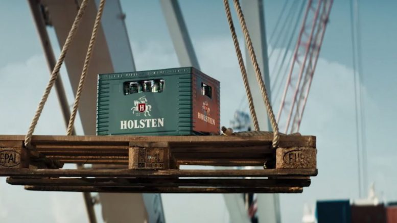 Holsten Pilsener TV Spot
