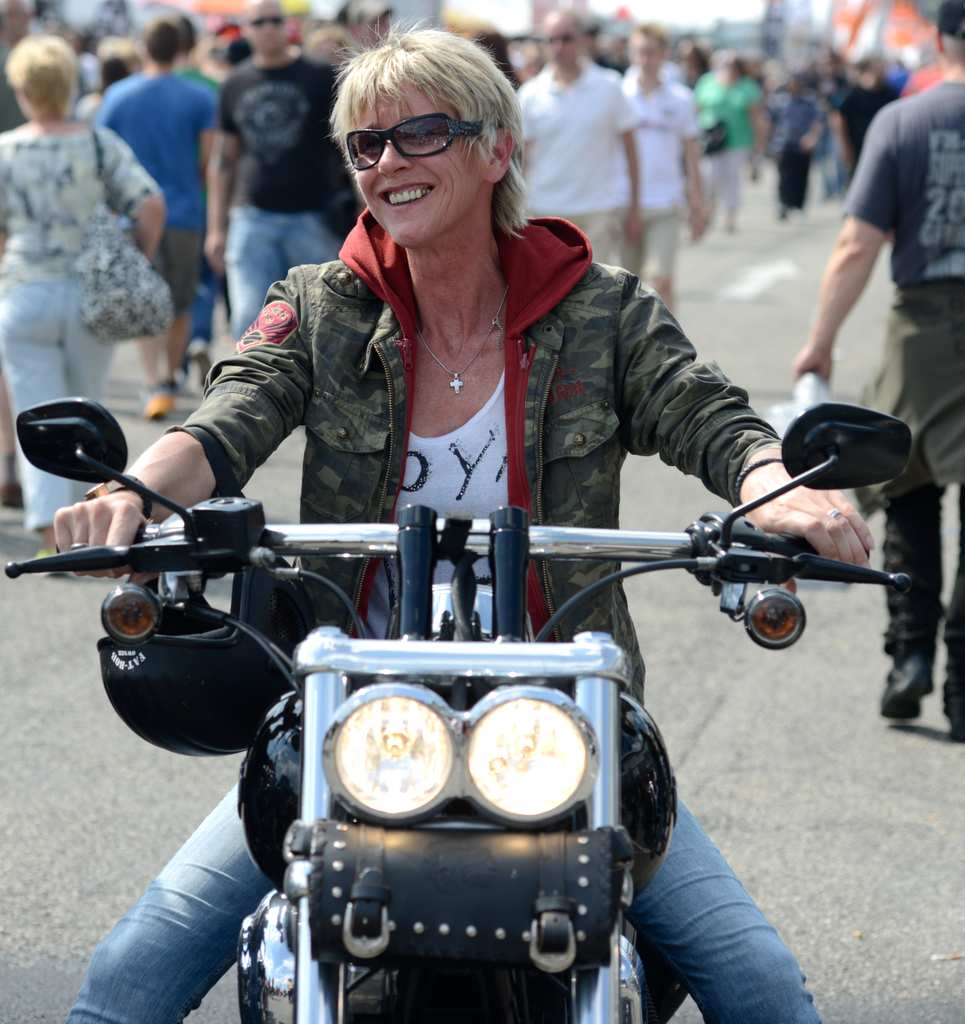 Motorradtreffen Hamburg