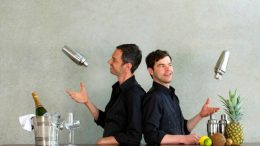 Cocktail Show Lutz & Moritz