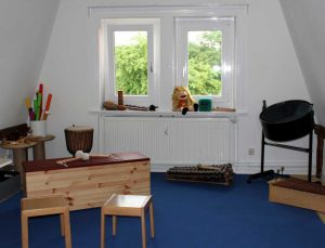 Ankerland Therapiezimmer