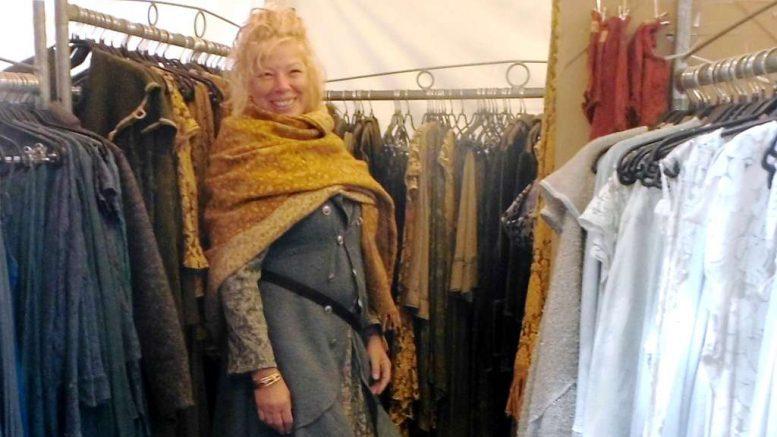 Die Modemacherin Susi Fey