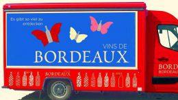 Der Bordeaux Wein Truck