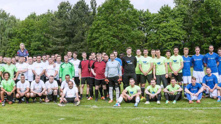 Kroschke Cup Mannschaftsfoto
