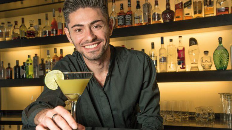 Azubi Cocktail im DAVID's