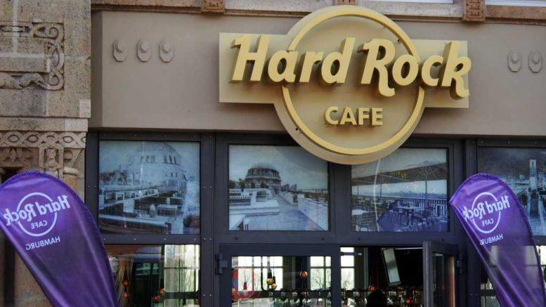 Hamburg Hard Rock Cafe