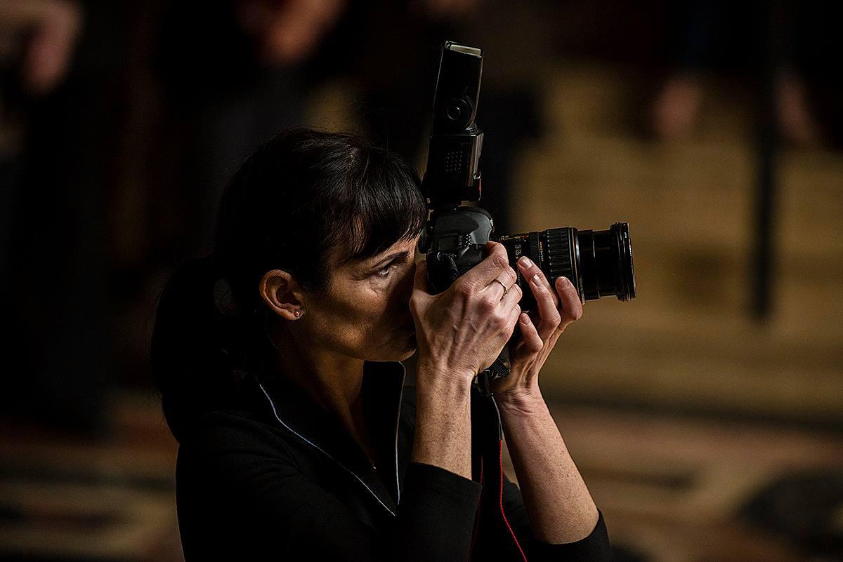 Rike Schulz - Fotografin im Dauereinsatz