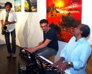 Vernissage in der Galerie Levantehaus