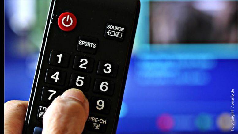 TV Fernbedienung