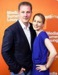 Christian Dunger WDI AG und Nathalie Dunger WDI Media