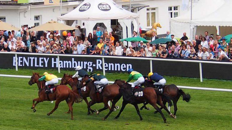 Pferderennen Hamburg Horn