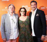 nzo und Sylviane Caressa, Au Quai Restaurant und Musikproduzent Mousse T.