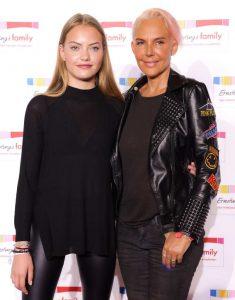 Natascha Ochsenknecht mit Tochter Cheyenne