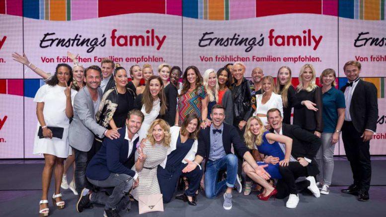 Ernsting's family Modenschau 2016