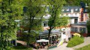 Das Trihotel am Schweizer Wald
