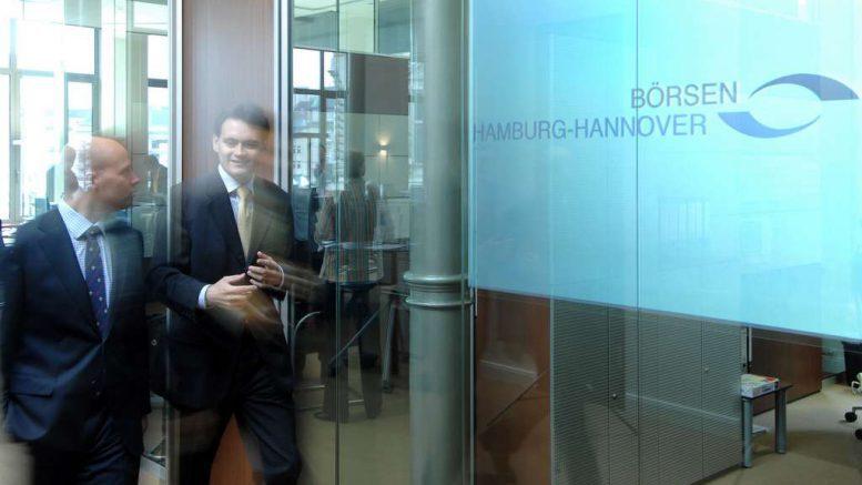 Börse Hamburg-Hannover