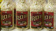Popcorn im Glas