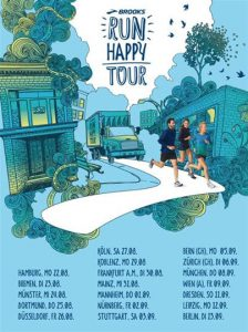 Brooks Run Happy Tour 2016