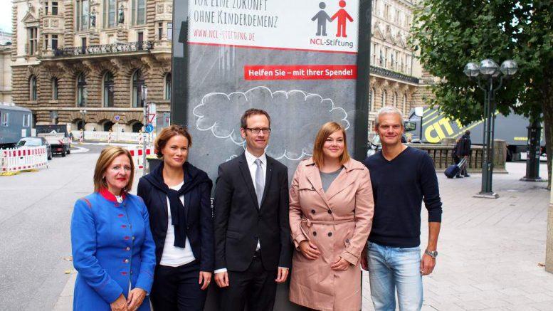 Kampagnenstart NCL-Stiftung