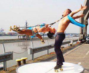 Zirkus Knie kommt nach Hamburg